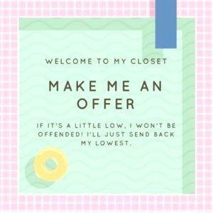 Make me an offer !! 🎉👍🏼